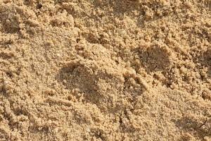 Карьерный сеяный песок