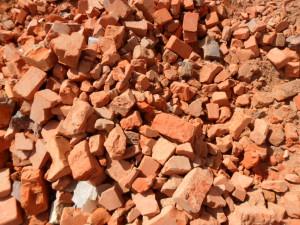 Купить бой кирпича и бетона с доставкой в СПб (Бой Кирпича)